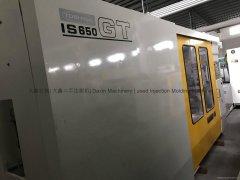 东芝IS650GT二手注塑机